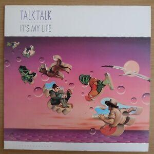 TALK TALK - IT'S MY LIFE (1984, UK, EMI RECS LP, VG+ COND)