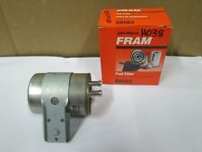Fram Fuel Filter #G6563 Lot of 2 (NIB)