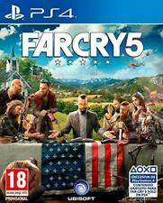 Far Cry 5 PS4 (Sony PlayStation 4) Brand New - Region Free