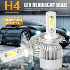 CREE COB H4 HB2 9003 1020W 153000LM LED Headlight Kit Hi/Lo Power Bulbs 6000K