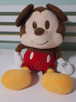 SEGA MICKEY MOUSE DISNEY PLUSH TOY SOFT TOY CHARACTER BROWN MICKEY 48CM!