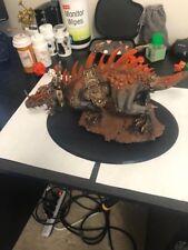 Khorne Dragon, Dread Saurian, Chaos War Mammoth 280x210mm Oval Base