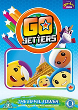 Go Jetters: The Eiffel Tower and Other Adventures DVD (2016)