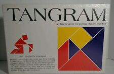 Tangram A Chinese Game For Putting Shapes Together Educational