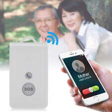 Portatile Telesoccorso GSM SIM SOS Anziani Teleallarme Allarme Emergenza