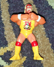 Action Figure WWF Hasbro Hulk Hogan Series 2 1991 Very Nice!!