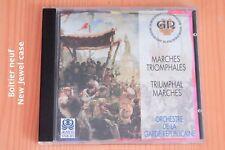 Marches triomphales - Garde Républicaine - Verdi Liszt Elgar - CD Auvidis