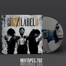 Migos - No Label 2 Mixtape (Double Disc)(Front/Back Artwork Tracklist)