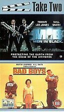 Men In Black / Bad Boys (VHS, 2001)