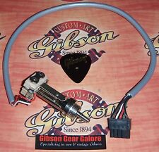 Gibson Les Paul Switch Toggle Straight Long Quick Connect Guitar Parts Custom HP