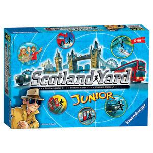 Scotland Yard Junior Board Game NEW