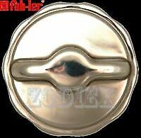 New - Stainless Steel - Engine Oil Filler Cap