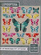Lepidoptera - pieced quilt PATTERN - Elizabeth Hartman