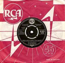 ELVIS PRESLEY Rock-A-Hula Baby Vinyl Record 7 Inch RCA 1270 1961