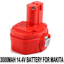 14.4V 3.0Ah NI-MH Battery For Makita 1420 1422 1433 6237D 6932FD PA14 192699-A