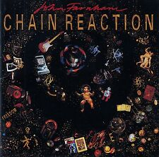 JOHN FARNHAM : CHAIN REACTION / CD