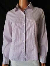 ELA' COLLECTION CAMICIA Shirt TG.42 Cotone, Fantasia a Righe  Cod.S