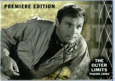 Outer Limits Premiere promo card
