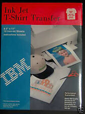 Iron On T-Shirt Transfers by IBM For Light Colors 10pk