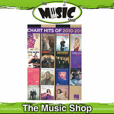 """New """"Chart Hits of 2010-2011"""" PVG Music Book - Piano Vocal Guitar"""