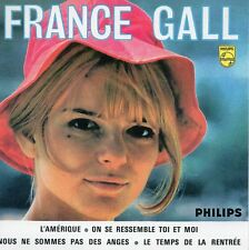 CD SINGLE France GALL	L'amerique EP 4-track CARD SLEEVE  Limited Edition NEUF