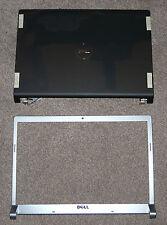 NEW DELL STUDIO 1535 1536 1537 LED LCD BLACK LID COVER HINGES BEZEL P613X M138C
