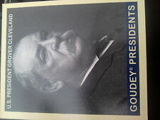 2008 Upper Deck Goudey #239 U.S. President Grover Cleveland Mini RED MINT