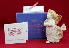 Harmony Kingdom Celeste Angel Anse 97 Figurine New w/Orig Box Coa