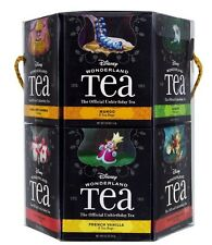 Alice In Wonderland Tea Gift Set 12 Flavors 96 Bags Disney World Theme Parks NEW