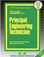 NEW Principal Engineering Technician Test Practice Passbook Civil  NYS Exam