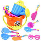 9Pcs Kids Sand Beach Playing Toys Bucket Spade Children Parent Interactive Toy