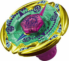 Limited Edition GOLD Flame Byxis Metal Masters WBBA Beyblade - USA SELLER!
