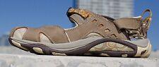 MERRELL Women's 9.5 M Tan Siren Ginger Brindle Closed Toe Sport Hiking Sandals