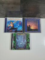 WORLD MUSIC LOT OF 3, LORD OF THE DANCE,  SUFI DREAMS, THE ONCE AND FUTURE HARP