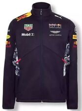 Puma Red Bull Racing Softshell Jacket Ladies UK10 USA S REF 4881 Tag Heuer Aston