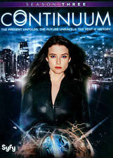 Continuum: Season 3 New DVD! Ships Fast!