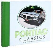 Pontiac Classics Hardcover Book