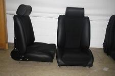 2 Recaro Idealsitz S Sitze Kunstleder Cord restauriert für Porsche 911 1965-73