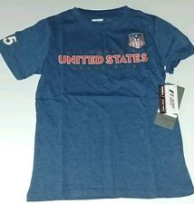 Formula 1 United States Grand Prix COTA Kids Crest t-shirt NWT Large 2241