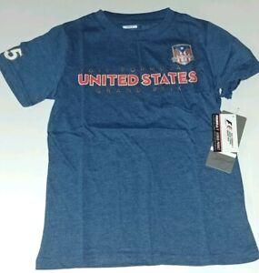 Formula 1 United States Grand Prix COTA Kids Crest t-shirt NWT Size 2T