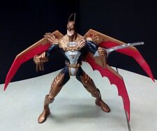 1996 Kenner/DC/Legends of the Dark Knight(LODK)- Spline Cape Batman