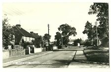 Tongham - a photographic postcard of Poyle Road