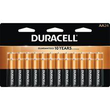 Duracell MN1500B24 Alkaline AA Batteries - Pack of 24