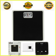 Bathroom Weighing Scale Weight Loss Analog Manual Dial 300 Lbs Rotating Dial