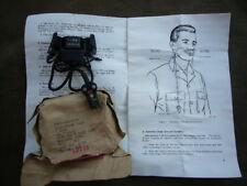 Microphone T-45, Signal Corps US WW2 Jeep Willys Ford Hotchkiss Dodge Wc Gmc