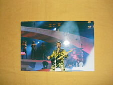 JOHNNY HALLYDAY Photo Tirage Originale 10 X 15 cm Tournée 2000