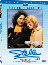 Stella (1990) John Erman, Bette Midler / DVD, NEW