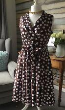 Eliza J size 20 Vintage /50's / Rockabilly /Pretty Woman Polka Dot Dress