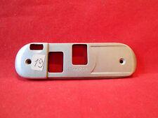 Frontplatte Tessina für Tessina Miniaturkamera Made in Switzerland Selten