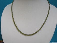 Echtschmuck-Halsketten & -Anhänger im Collier-Stil mit Tsavorit